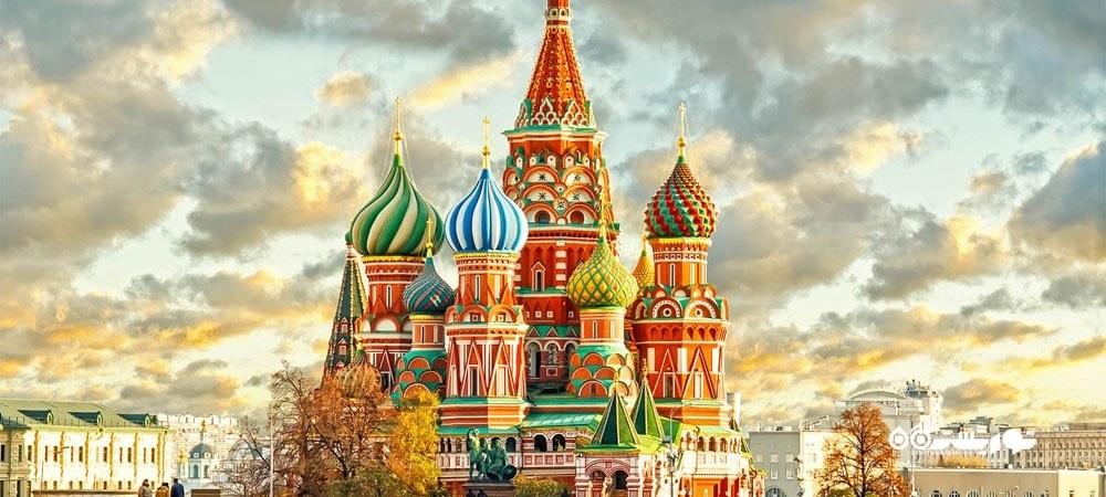 تور روسیه (مسکو + سن پترزبورگ)